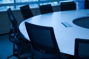 Enterprise agreement bargaining table