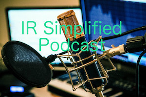 EP61: IR Simplified Podcast - Are Registered Organisations still relevant and more.